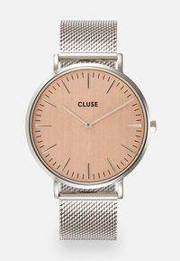Cluse - BOHO CHIC - Horloge - silver-coloured/rose gold-coloured - 0