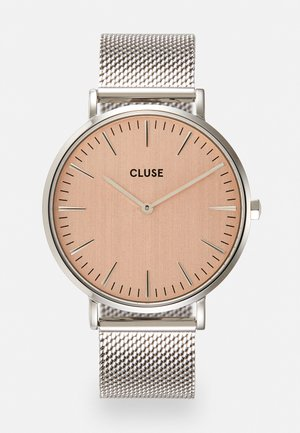 LA BOHEME - Watch - silver-coloured/rose gold-coloured