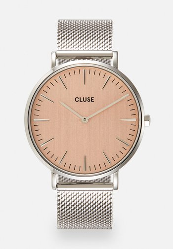 BOHO CHIC - Watch - silver-coloured/rose gold-coloured