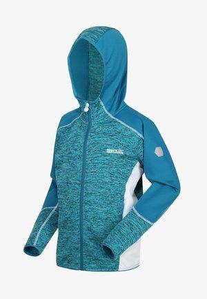DISSOLVER - Fleece jacket - frshwtr/dkme