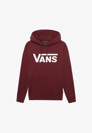 CLASSIC - Hoodie - port royale/white