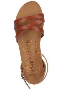 Blowfish Malibu - Ankle cuff sandals - scotch - 1