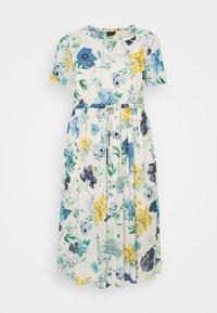 Zizzi - MLAURA MIDI DRESS - Day dress - multi-coloured - 4