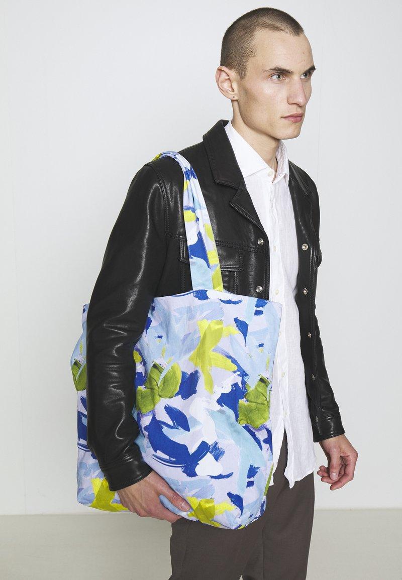 STUDIO ID - TOTE BAG L - Shopping Bag - multicoloured/blue