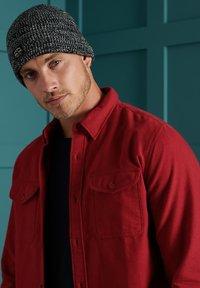 Superdry - Shirt - red moleskin - 1