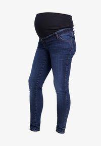 LOVE2WAIT - PANTS SOPHIA - Jeans Skinny Fit - dark wash - 4