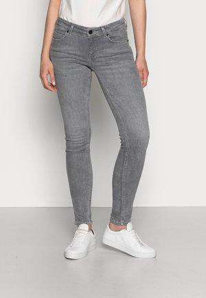 TROUSER SKINNY FIT REGULAR LENGTH LOW WAIST - Jeans Skinny - grey wash