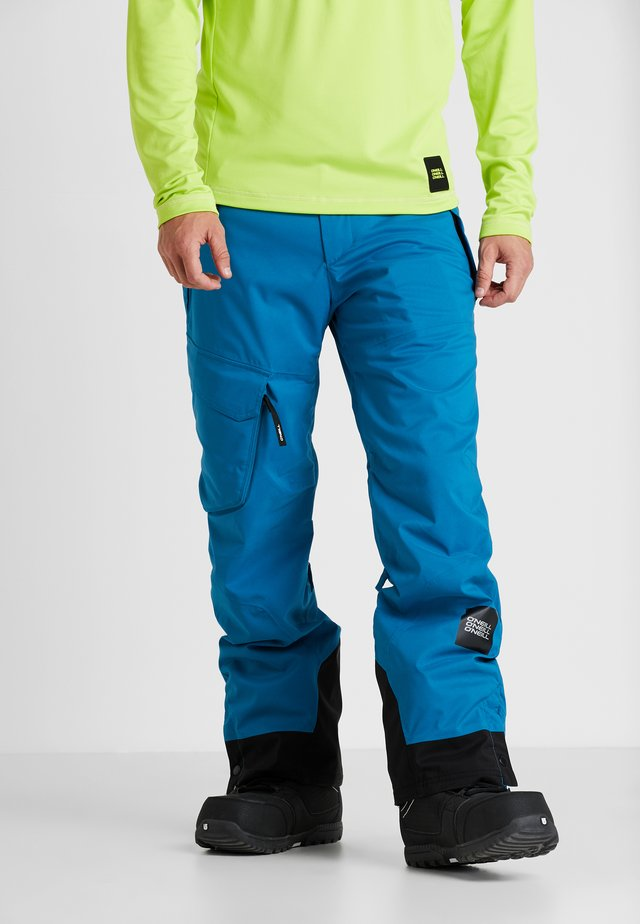 EPIC PANTS - Spodnie narciarskie - seaport blue