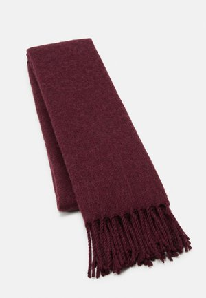 ULLIS SCARF - Sjal - dark red