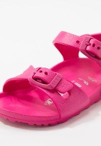 Birkenstock - RIO - Sandals - beetroot purple - 2