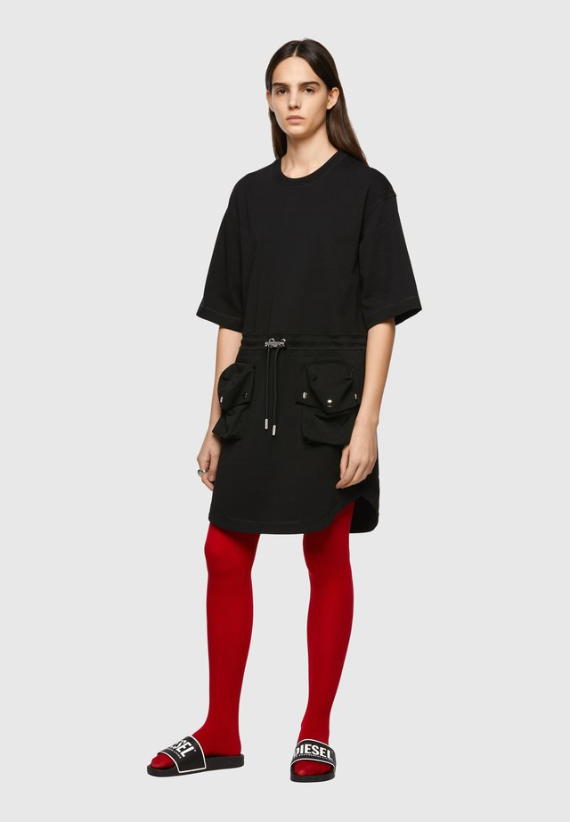 D-BELLS - Sukienka letnia - black