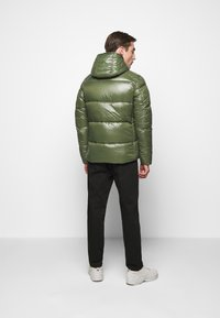 Save the duck - LUCKY - Winter jacket - thyme green - 2