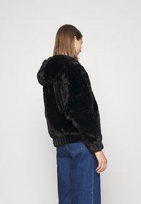Ellesse - GIOVANNA - Summer jacket - black - 2