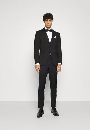 JPRBLAFRANCO TUX SUIT - Garnitur - black