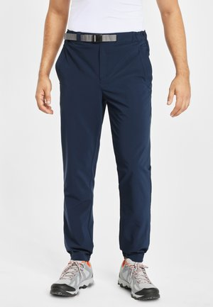 LODGE™ WOVEN JOGGER - Tygbyxor - collegiate navy