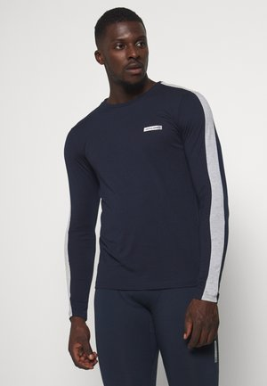 JCOZ SPORT TEE - Long sleeved top - navy