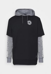 DC Shoes - DRYDEN - Hoodie - black - 0