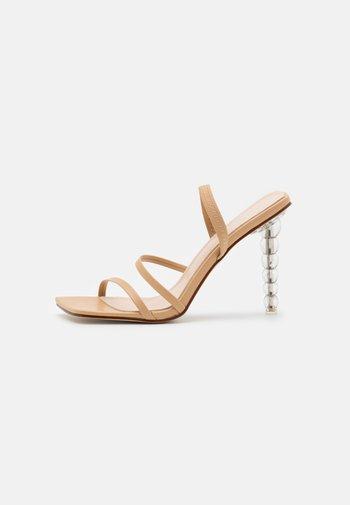 AMARIS - Sandals - nude