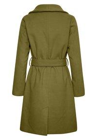 Soaked in Luxury - Classic coat - dark olive - 5