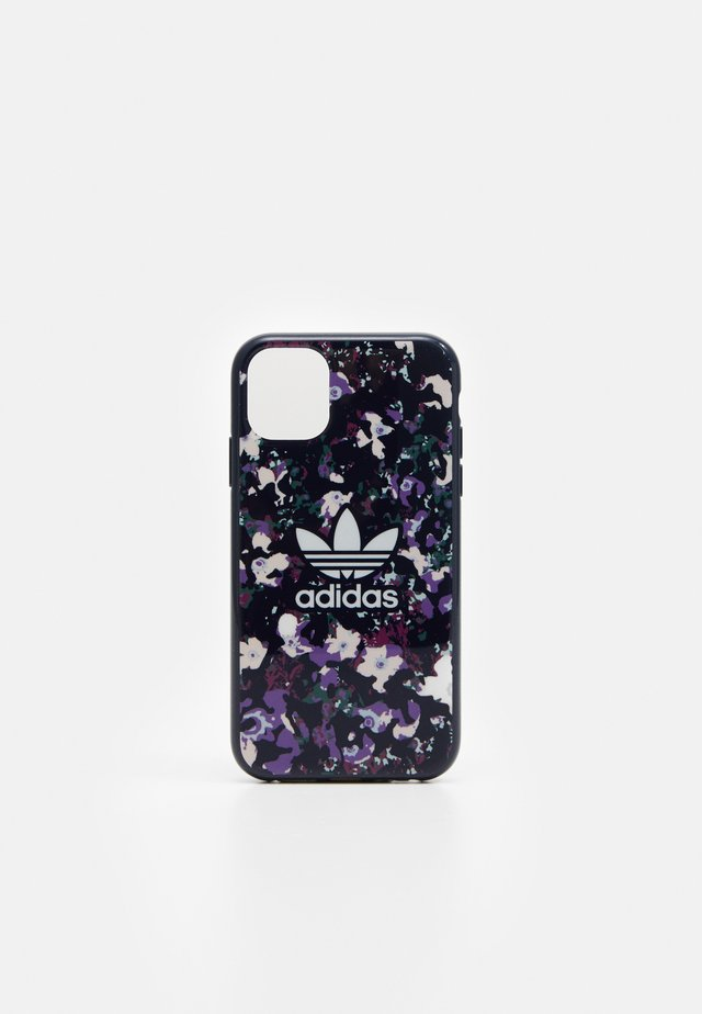 Phone case - collegiate navy/active purple