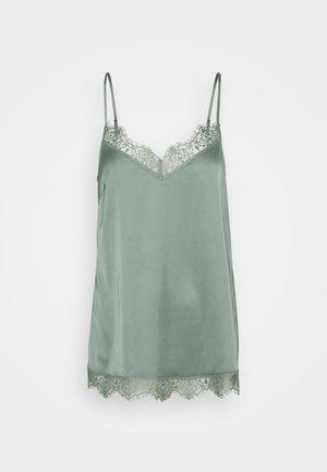SECRETS - Pyjama top - grün
