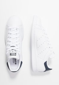adidas Originals - STAN SMITH  - Baskets basses - footwear white/collegiate navy - 3