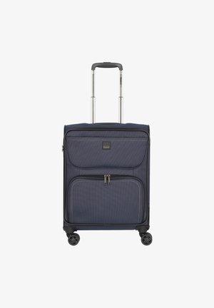 BENDINGO LIGHT 4-ROLLEN  - Wheeled suitcase - navy