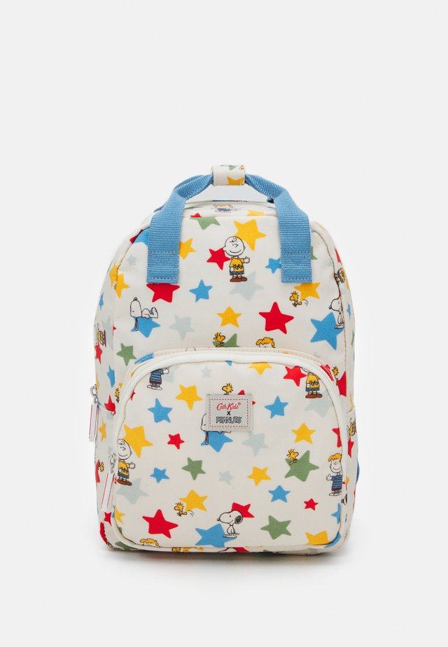 KIDS MEDIUM BACKPACK UNISEX - Sac à dos - warm cream