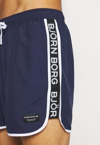 Björn Borg - SHAD - Swimming shorts - peacoat - 3