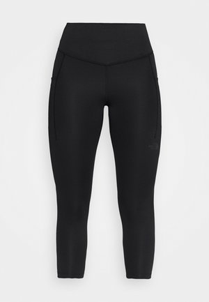 MOTIVATION POCKET CROP - Tights - black