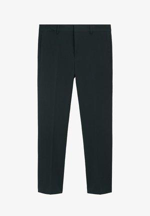 PAULO  - Pantaloni eleganti - dunkelgrün