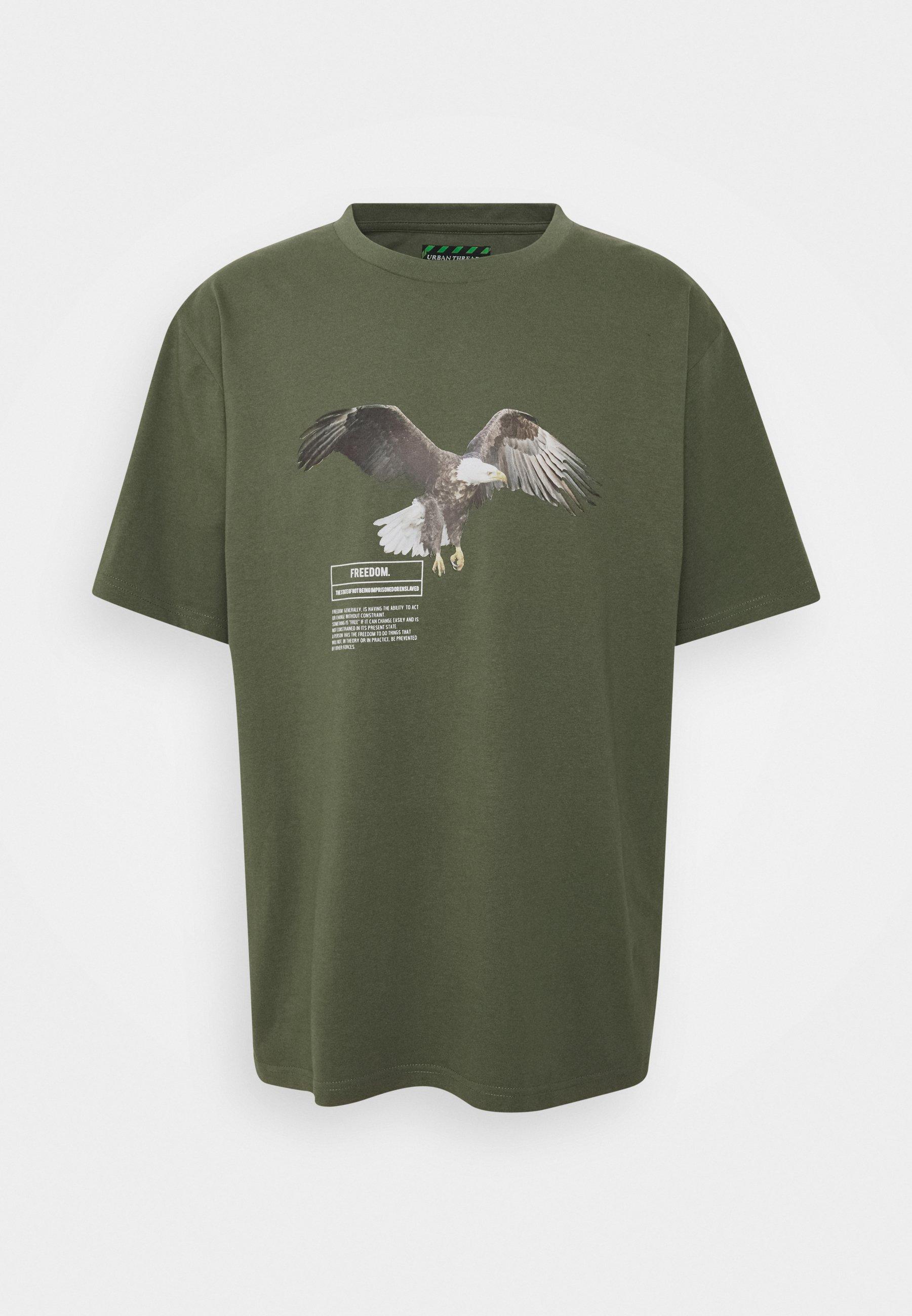 Femme EAGLE GRAPHIC UNISEX - T-shirt imprimé