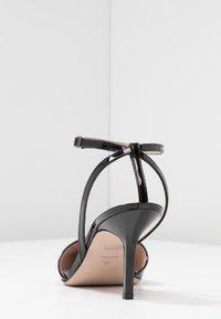 HUGO - LAUREL SLING - Classic heels - black - 5