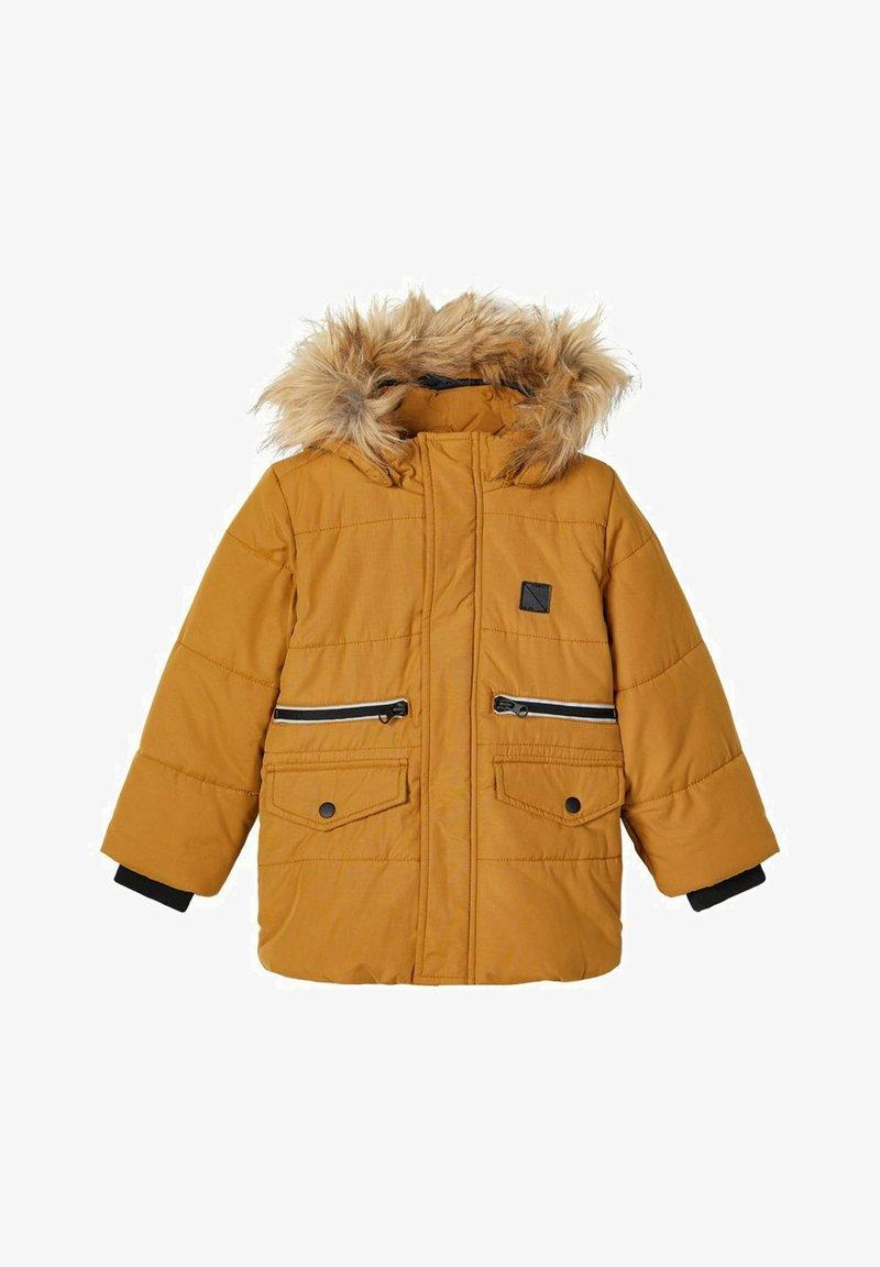 Name it - Winter jacket - bronze