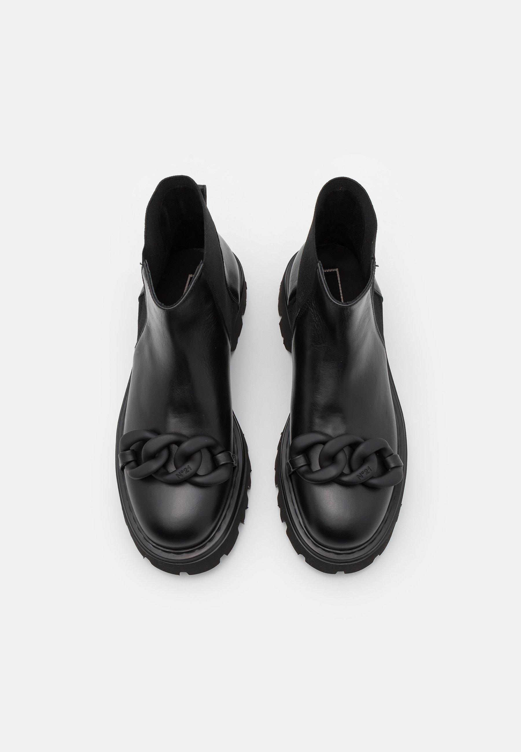 Homme BOOTS - Bottines à lacets