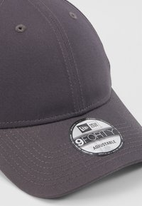 New Era - BASIC 9FORTY - Cap - gray/white - 2