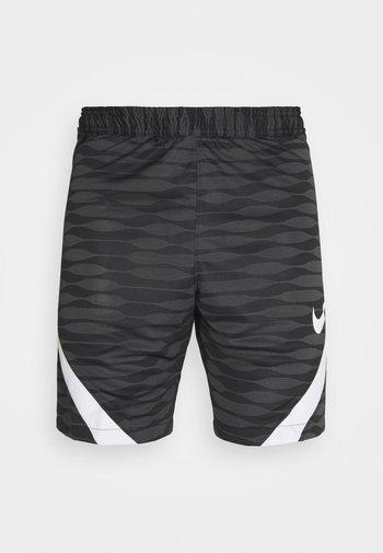 STRIKE SHORT - Sports shorts - black/anthracite/white