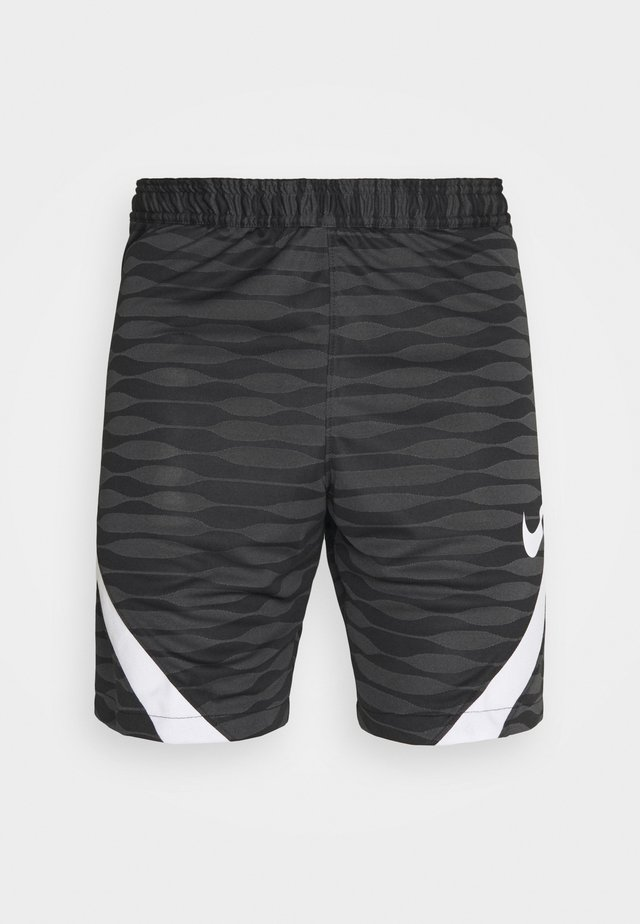 SHORT - Sports shorts - black/anthracite/white
