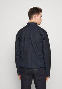 Belstaff - INSTRUCTOR JACKET - Summer jacket - dark ink - 2