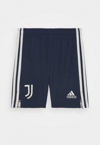 adidas Performance - JUVENTUS SPORTS FOOTBALL - Sportovní kraťasy - nindig/alumin - 0