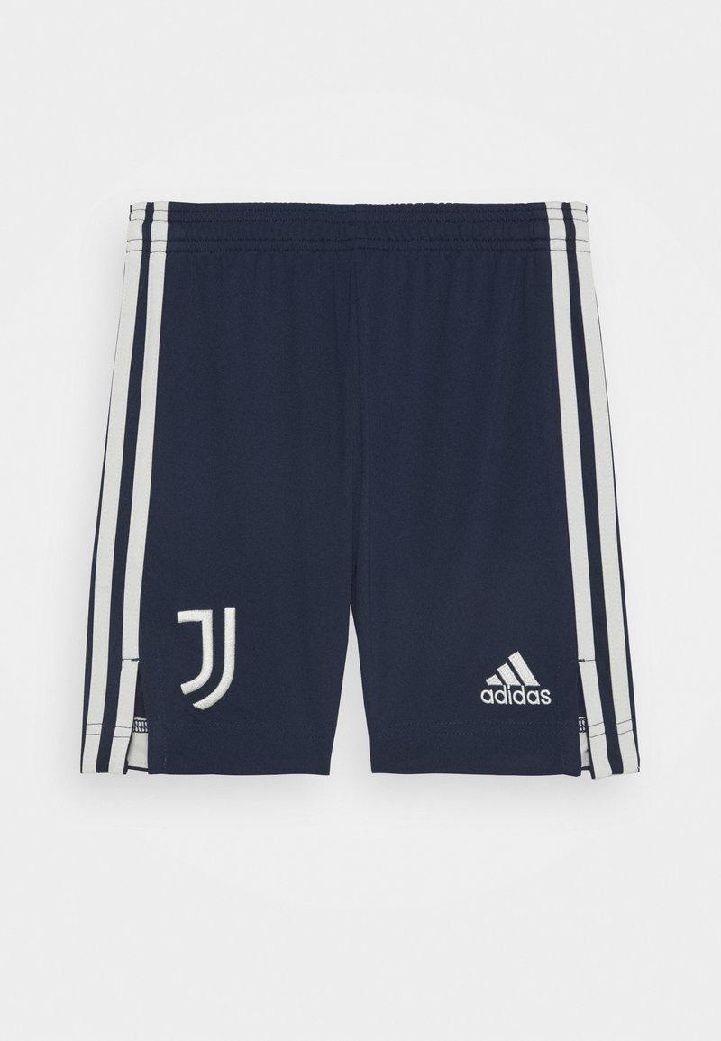 adidas Performance - JUVENTUS SPORTS FOOTBALL - Sportovní kraťasy - nindig/alumin