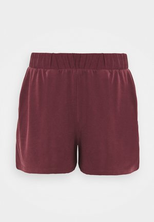 ALMA SOFT - Shorts - red dark