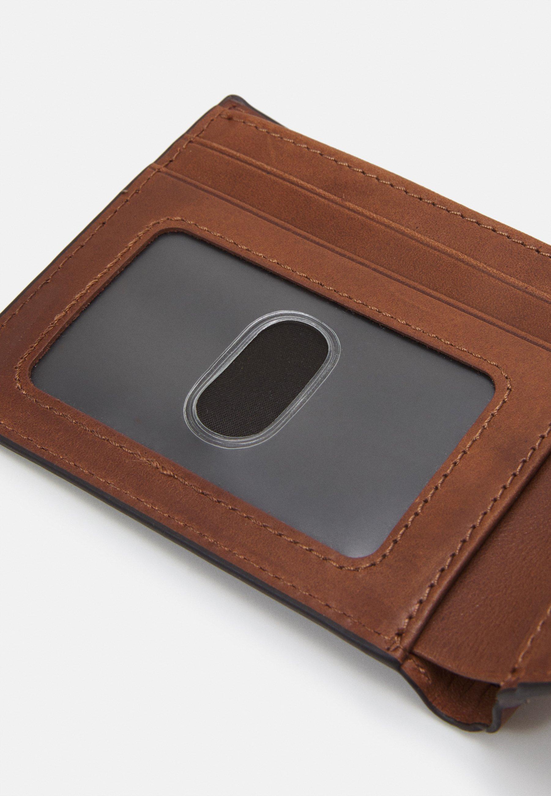 Fossil JARED - Geldbörse - brown/braun - Herrentaschen m8snH