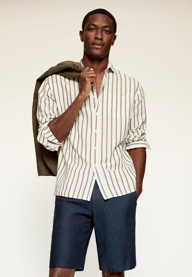 FLETI - Skjorte - khaki