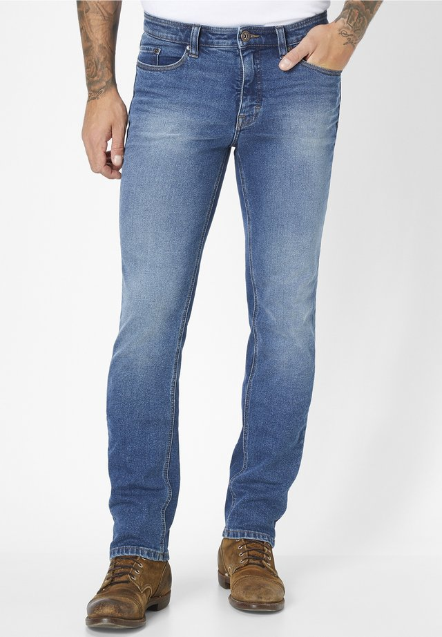 Relaxed fit jeans - medium blue use