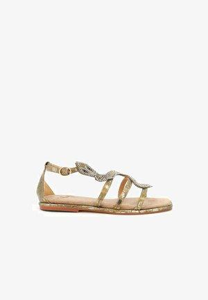ALBA - Sandals - gold