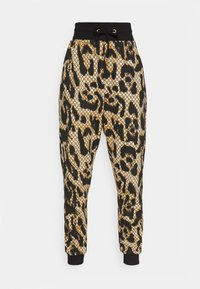 River Island - Tracksuit bottoms - brown - 4