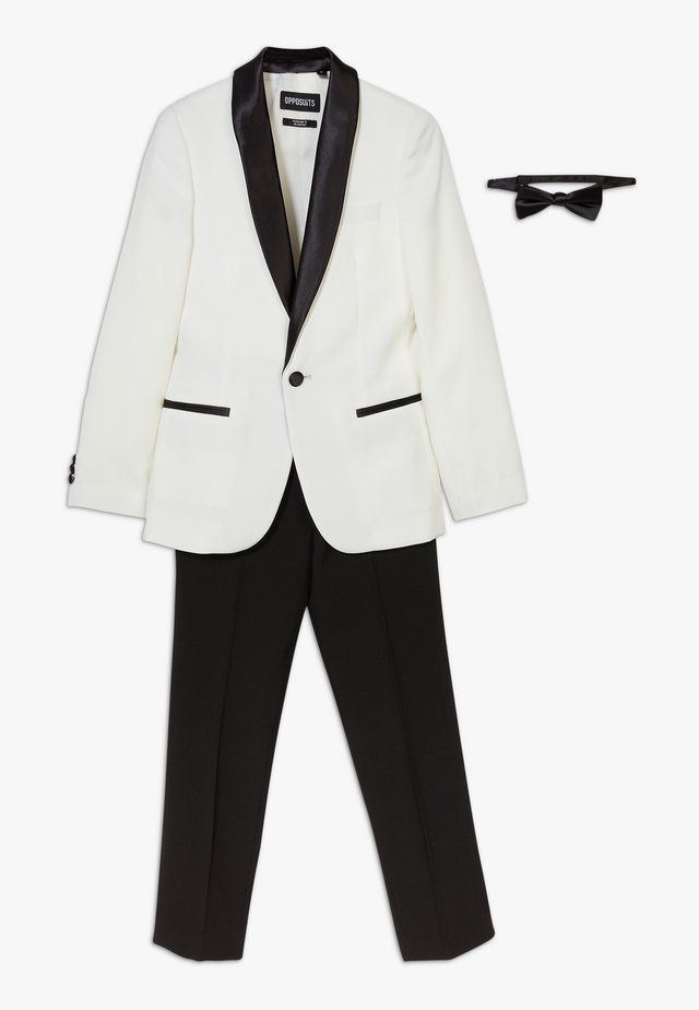 TUXEDO TEENS SET - Oblek - midnight blue