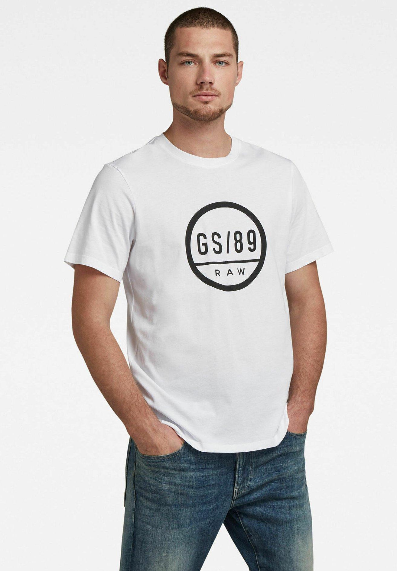Herren VLOOKUP GRAPHIC R T - T-Shirt print