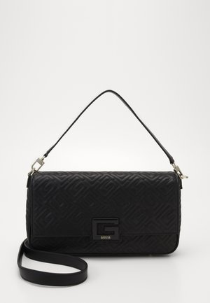 BRIGHTSIDE LARGE SHOULDER BAG - Håndveske - black